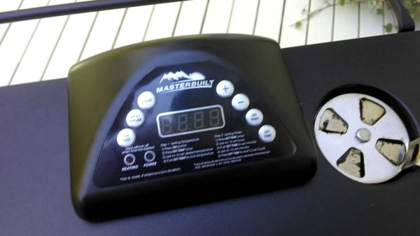 Masterbuilt 40 Electric Smoker Parts