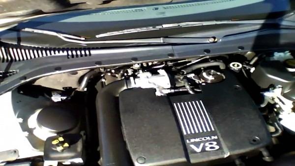 2000 Lincoln Ls V8 Start Up & Rev