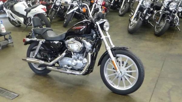 2007 Harley Davidson 883 Sportster Description