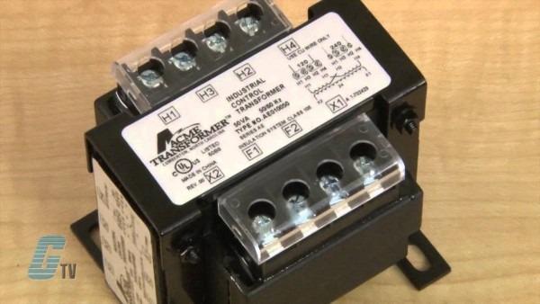 Acme Transformer Wiring
