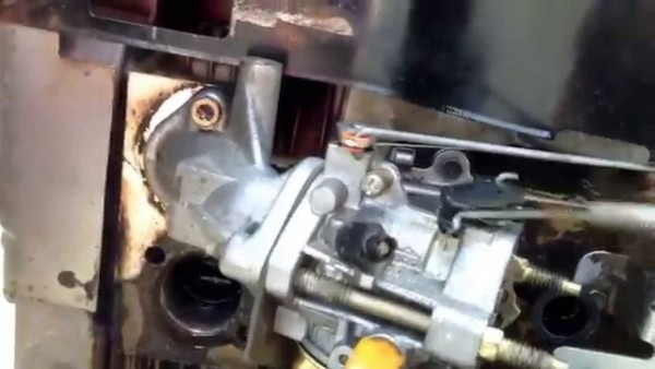 Yard Machine 12 5 Hp Briggs & Stratton Carburetor Removal
