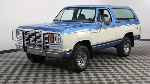 1978 Dodge Ramcharger