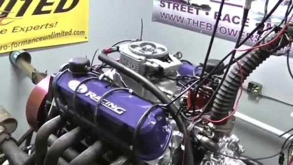 302 Sbf Crate Engine Msd Atomic Efi