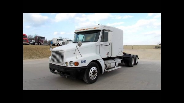 1998 Freightliner Century Class Semi Truck For Sale