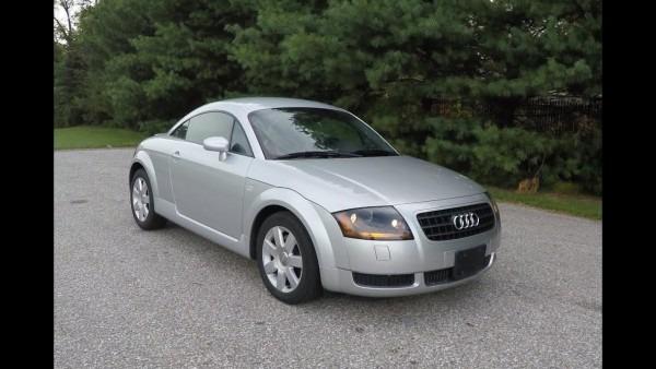 2003 Audi Tt 1 8l Coupé