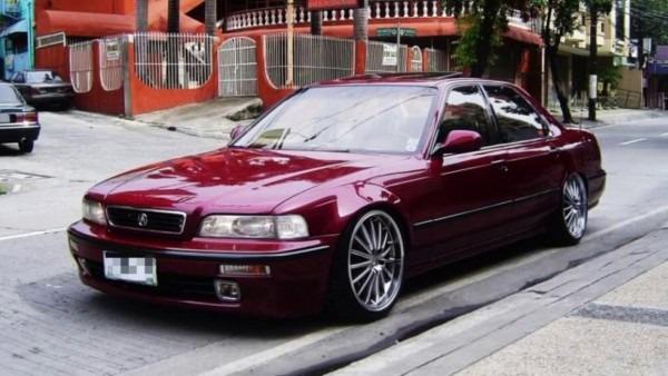 Acura Legend Tuning