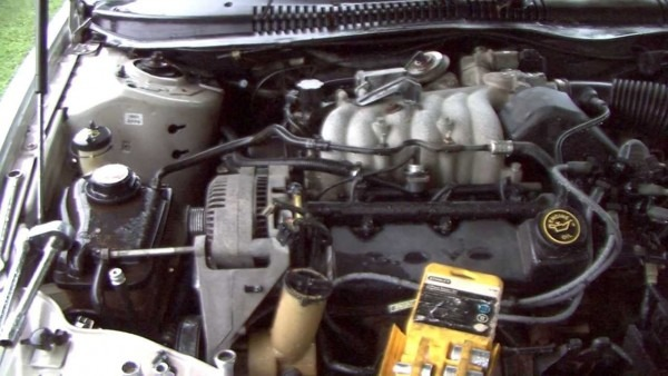 How To Change Your Alternator In Your Taurus Or Sable