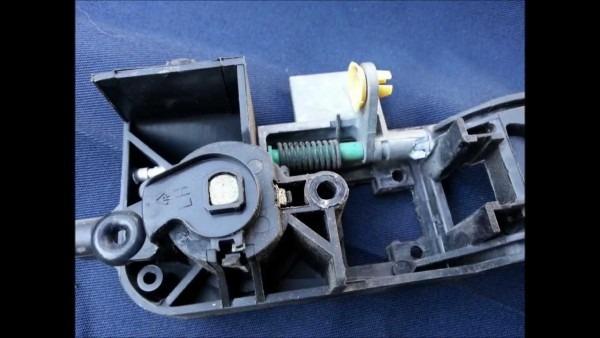 Mk1 Focus Door Handle Fix & How