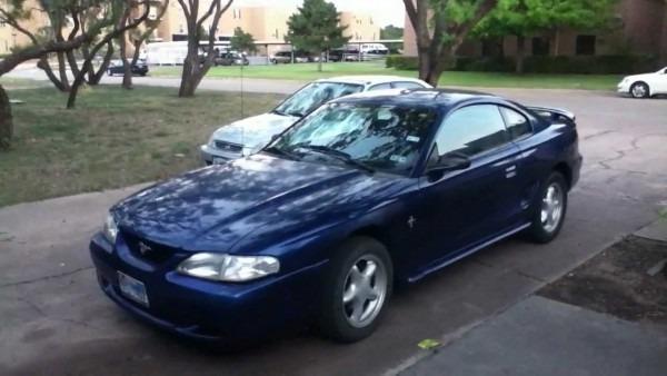 Pcv Valve 1996 Mustang 3 8