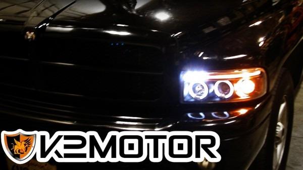 K2 Motor Installation Video  1994