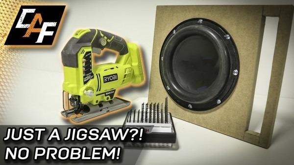 Jigsaw For Car Audio  Low Budget Tool Basics!