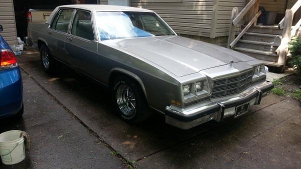 1983 Buick Lesabre Limited Sedan 4