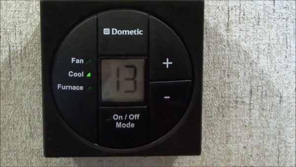 How To Use Dometic U2019s Digital Rv Thermostat  U2013 Car Wiring Diagram