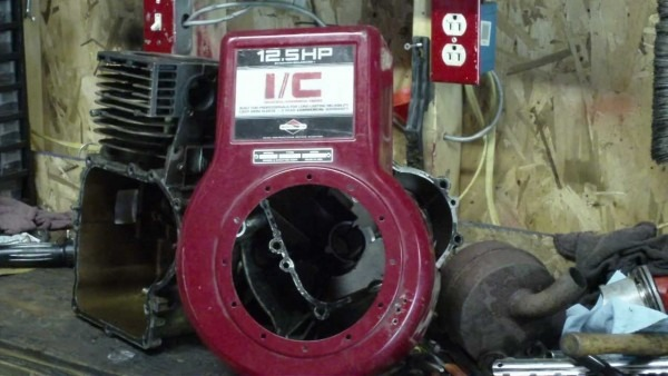 Teardown And Inspection Of Briggs And Stratton 12 5 Hp I C