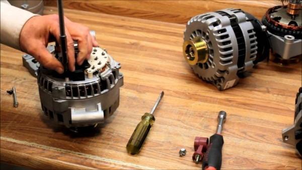 Ford Internal Voltage Regulator