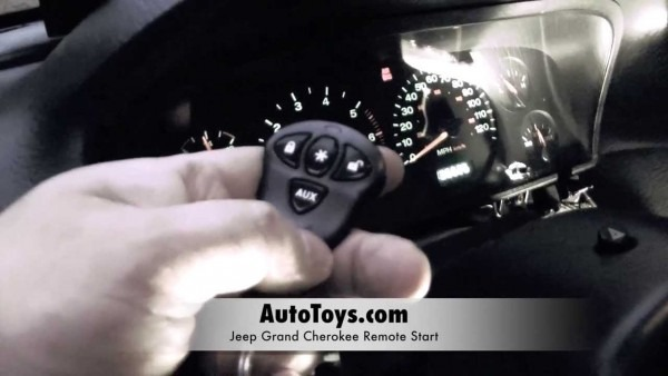 Jeep Grand Cherokee Remote Start With Idatalink And Dei 4103p