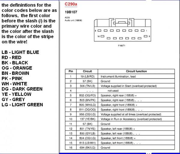 2001 Mazda Protege Radio Wiring Diagram from www.tankbig.com