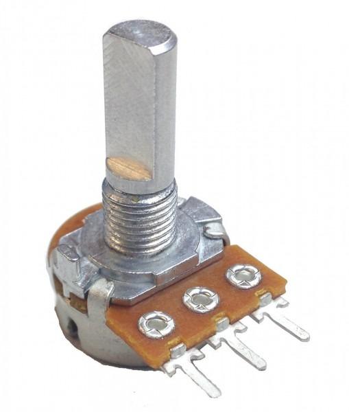 Variable Resistor Pin Configuration