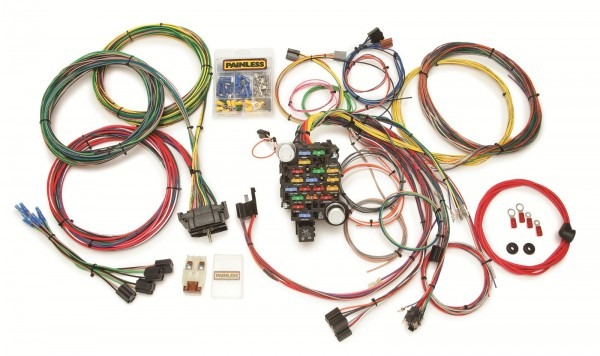 Painless Performance Gmc Chevy Truck Harnesses 10206