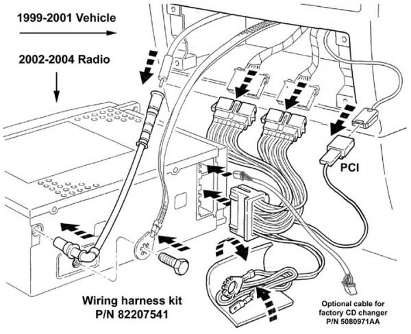 1999 jeep grand cherokee laredo radio wiring diagram