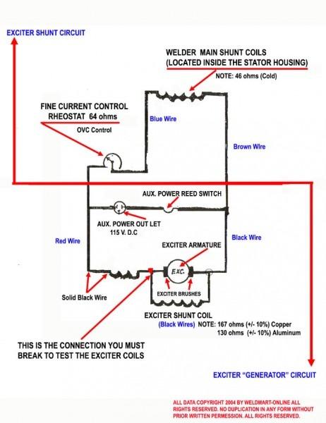 Wiring Diagram Besides Alternator Welder Wiring Diagram On Chicago