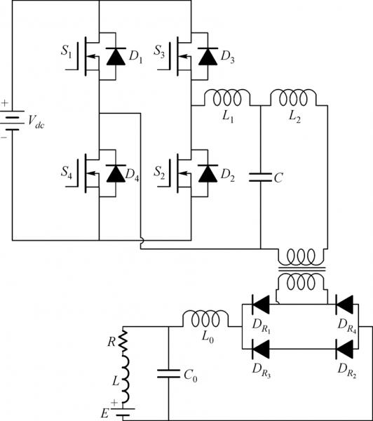 Series Parallel Diagram