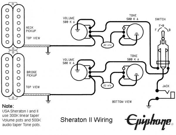 Gibson Lp Wiring Diagram