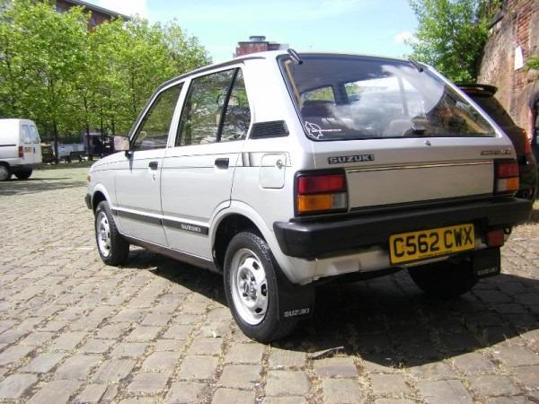 1986 Suzuki Alto Fx
