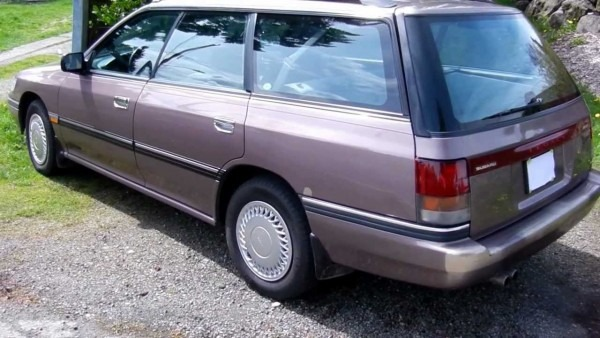 1990 Subaru Legacy Wagon – Pictures, Information And Specs