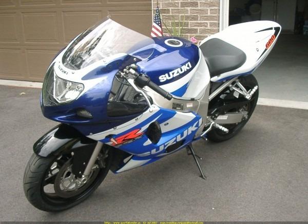 2001 Suzuki Gsx