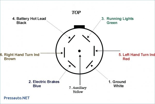 6 Pin Trailer Hitch Wiring Diagram  U2013 Car Wiring Diagram