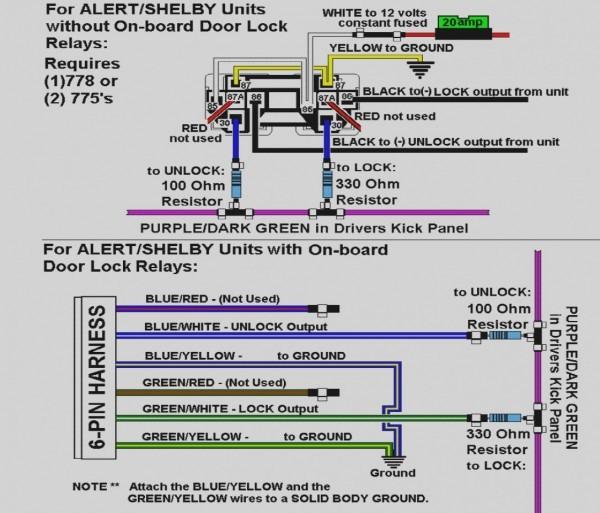 Bulldog Security Vehicle Wiring Diagram Toyota Alarm Wiring