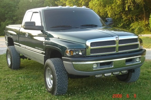 2001 Dodge Ram Projector Headlights
