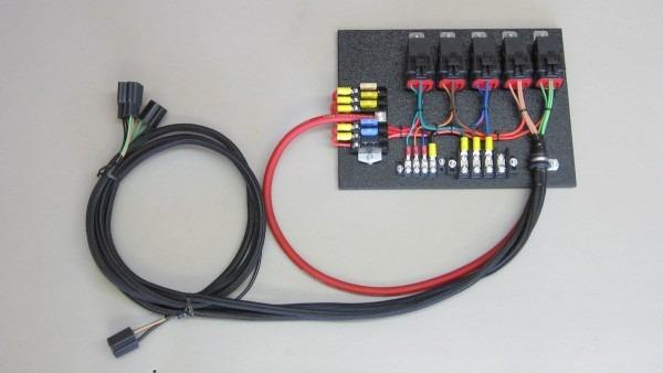 Custom Relay Panels  U00e2 Ce Auto Electric Supply  U2013 Car Wiring