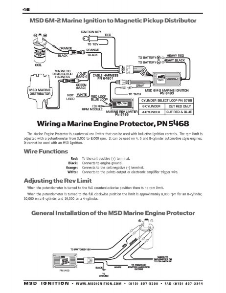 Boat Ignition Wiring Diagram from www.tankbig.com
