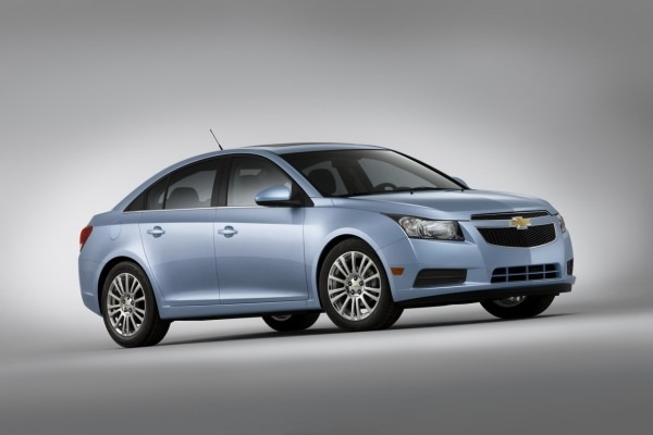 2011 Chevrolet Cruze Eco Photo Gallery