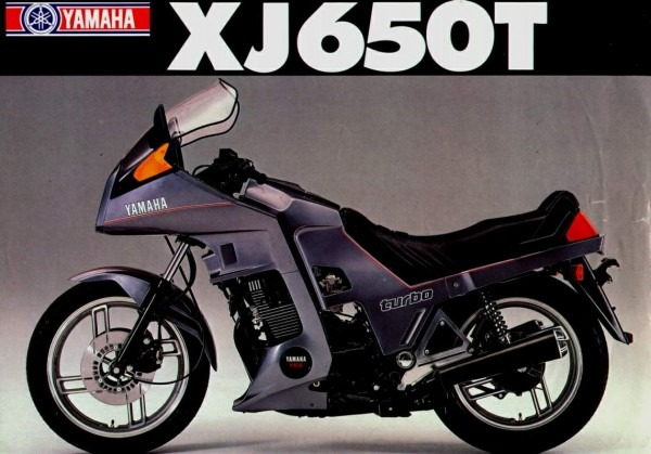Yamaha Xj650 Turbo