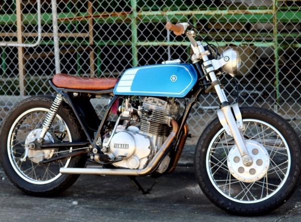 1980 Yamaha Xs400