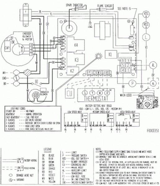 York Hvac Wiring Diagrams