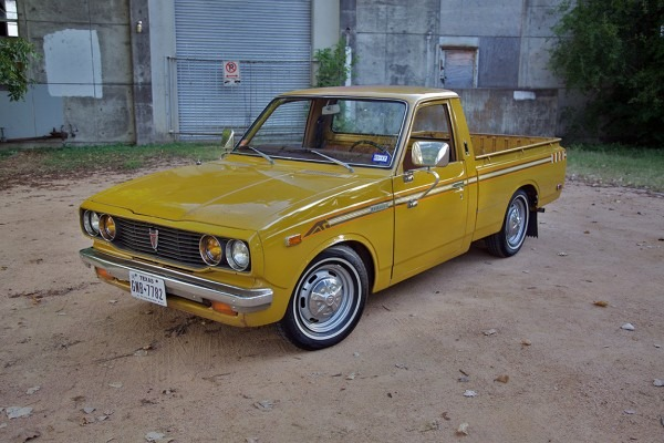 Awesome In Austin  1976 Toyota Hilux Pickup