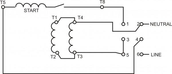 220v Ac Motor Wiring