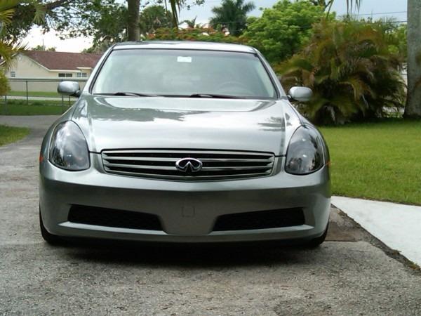 Will A Headlight From 2003 4 G35 Sedan Fit 2006  U2013 Car