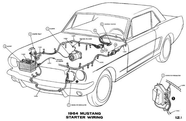 Battery Wiring Diagrams Automotive