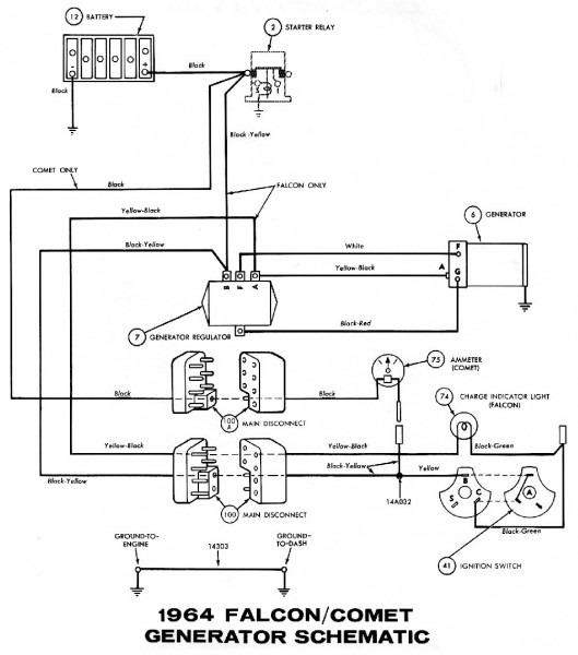 Delco Starter Generator Wiring Diagram 5a19