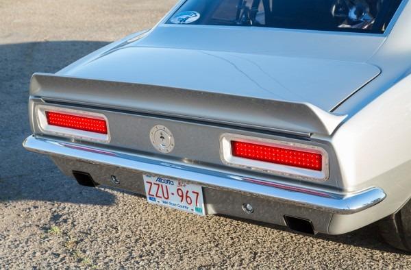 Bangshift Com Dwayne Klippert's 1967 Camaro Is More Than Meets The