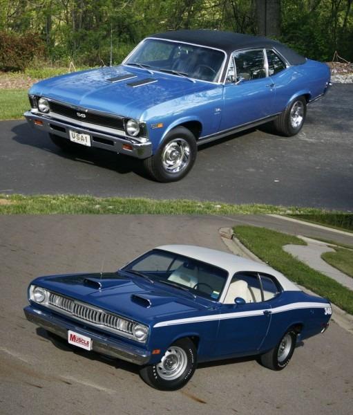 This Or That – Season 2  1969 Chevy Nova Ss 350 Or 1