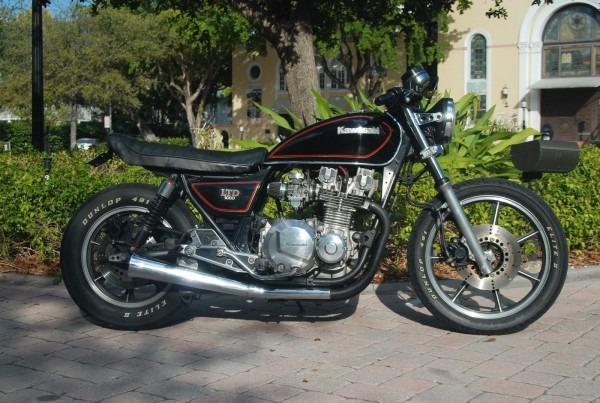 1982 Kawasaki Kz1000
