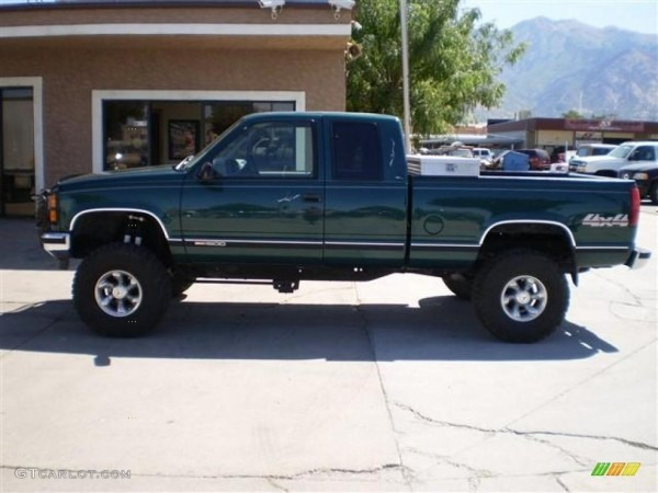 1995 Gmc Sierra 1500 Photos, Informations, Articles