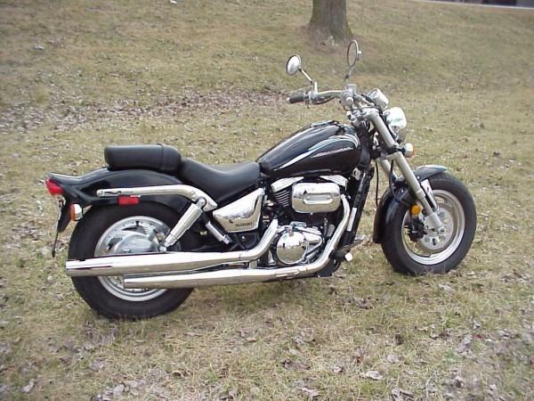 2000 Suzuki Vz 800 Marauder Photos, Informations, Articles
