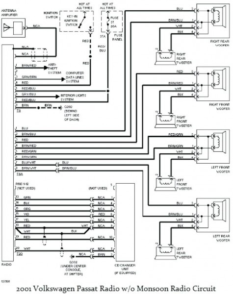 Wiring Diagram Vw Polo 2000
